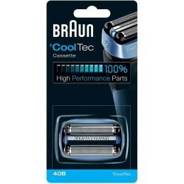 Braun Cooltec 40B - Testina...